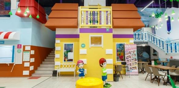 Целый день развлечений вТРК «Парк Хаус» впарке Joki Joya