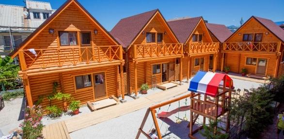 Проживание наберегу Черного моря вотеле Galla Hotel
