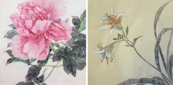 Курсы покитайской живописи втехнике могуфа вмастерской Chainka