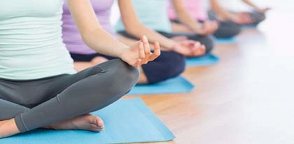 Занятия йоготерапией отGanesa Yoga