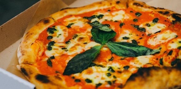 Пицца диаметром 30см вкафе Avenue