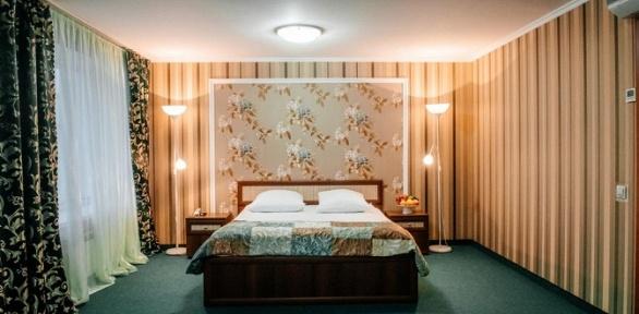 Отдых сзавтраками вгостинице Derzhavinskaya Park-Hotel