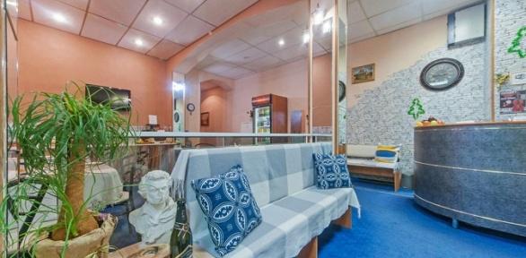 Отдых вСанкт-Петербурге сзавтраком или без вмини-отеле «Невский72»