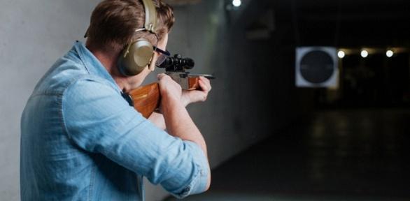 Стрельба изавтомата всети стрелковых комплексов Shooter