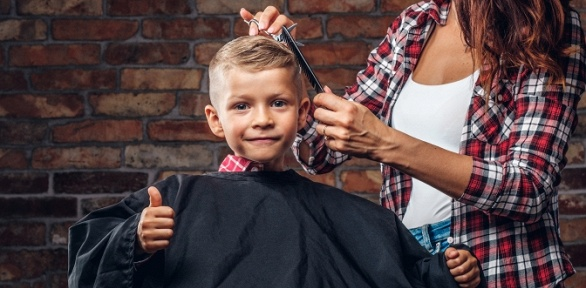 Стрижка, коррекция бороды вмужском салоне «Эгоист»