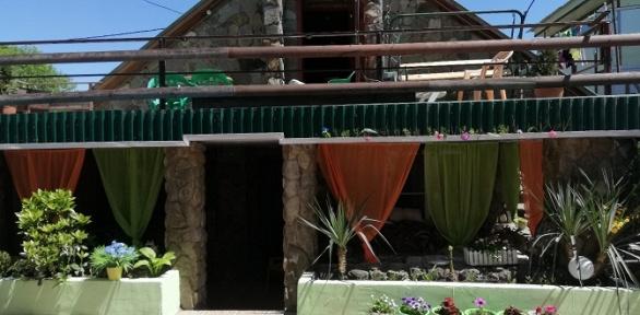 Отдых вКраснодарском крае наберегу Черного моря вгостевом доме Alisia