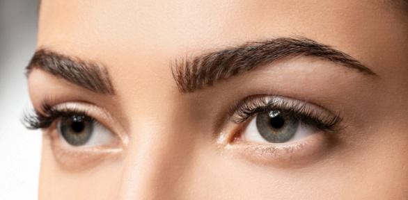 Перманентный макияж век, бровей или губ в«Студии Олеси Синяковой»