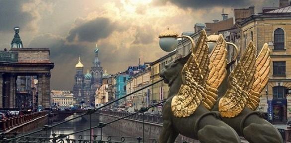 Экскурсия отагентства «Экскурсии Петербурга»