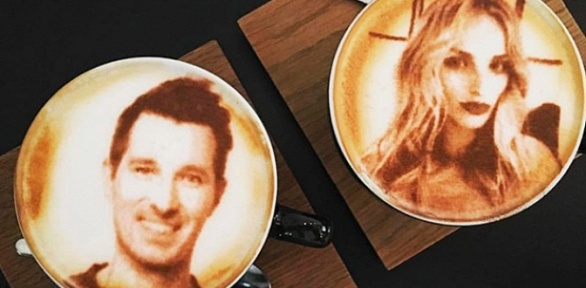 Кофе и выпечка от кофейни «Селфи кофе»