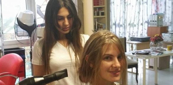 Процедуры поуходу заволосами всалоне красоты «Имидж-Элит»