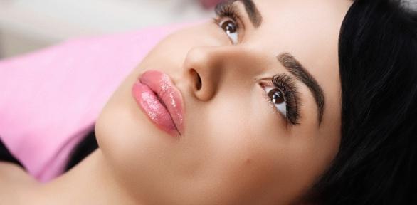 Перманентный макияж бровей игуб встудии ToYou PMU