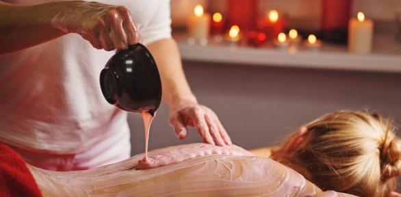 SPA-программа встудии массажа «Бамбук»