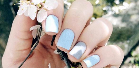 Маникюр, наращивание ногтей от салона «Василиса Прекрасная»