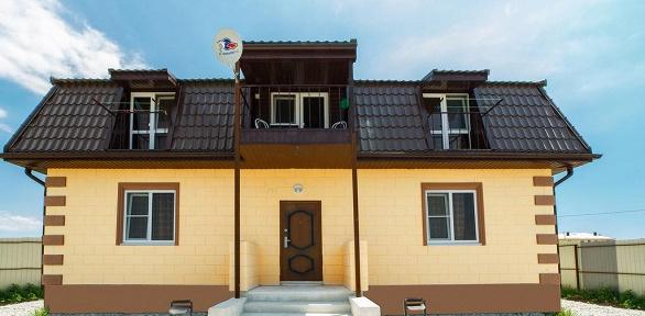 Отдых вАнапе вбархатный сезон вгостевом доме Polina Guesthouse