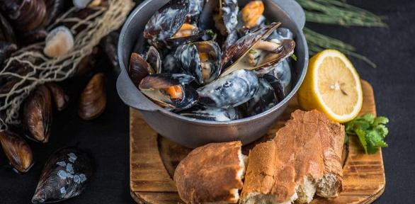 Сеты всредиземноморском ресторане Porto Carras