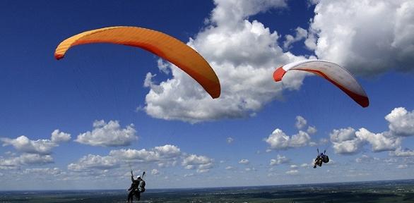 Тандемный полет напараплане синструктором откомпании Para-Pro