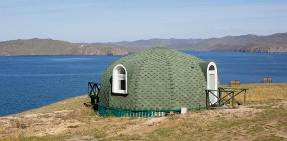 Осенний отдых напобережье Байкала вцентре отдыха «Ветер странствий»