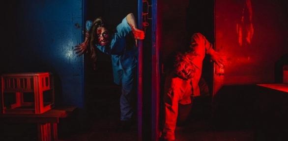 Участие вперформанс-квесте «Отражение Тьмы» отстудии Horror Soul