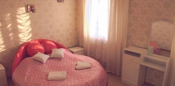 Проживание или романтический отдых влюбой день недели вгостинице «Релакс»
