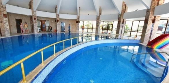 Отдых вSPA-отеле «Дивный» оттурагентства Salsa Travel