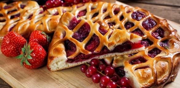 Пироги сначинкой отпекарни «Пироги по-домашнему»