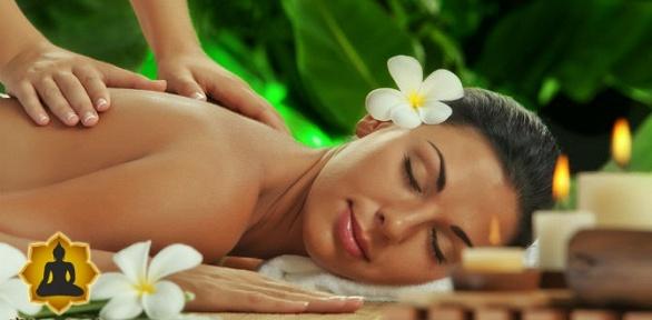SPA-программа всалоне тайского массажа премиум-класса «Тао Спа»