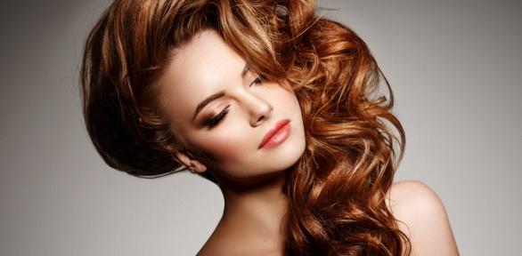 Стрижка, укладка, окрашивание, экранирование волос всалоне Beauty Zone