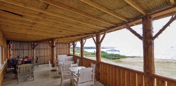 Отдых наберегу Черного моря набазе отдыха «Бриз»