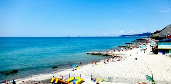 Отдых наберегу Черного моря вSPA-отеле «Белый пароход»
