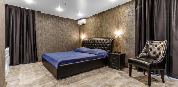 Отдых вномере категории стандарт, полулюкс или люкс вотеле Grey Hotel