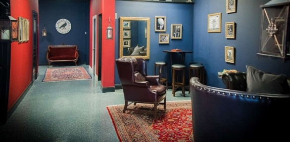 Квест «Тайна дома №12» откомпании «Квест Ленд»