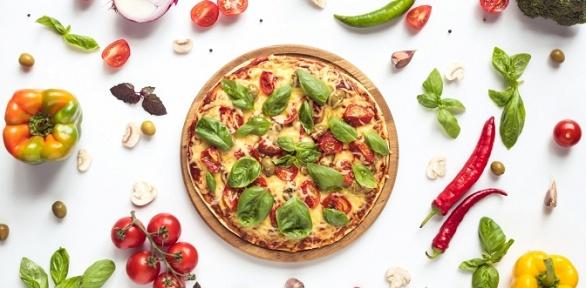 Вся пицца отслужбы доставки «Pizza Мания» заполцены