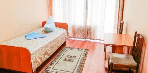 Проживание вцентре города Брянска вотеле «Smart Hotel КДО Брянск»
