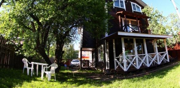 Отдых вКостроме для одного или двоих вэко-хостеле «Алтынъ»