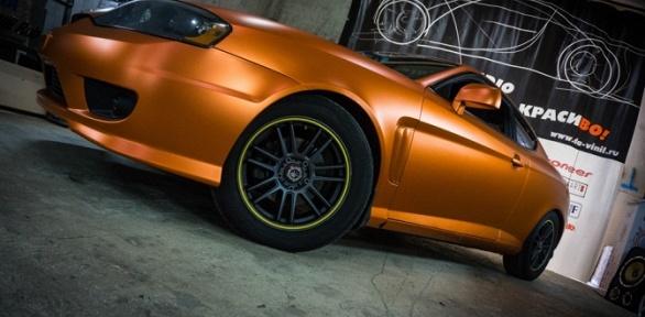 Покраска деталей автомобиля вавтоцентре PiT-Service