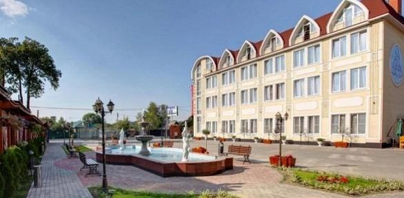 Банный тур или романтический отдых вГРК «Мэриан Холл»