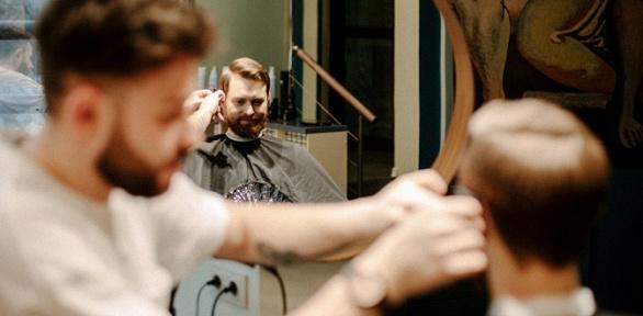 Мужская, детская стрижка, коррекция бороды впарикмахерской Why Not Now