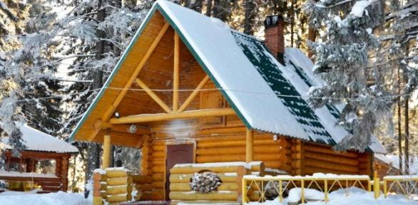 Посещение русской бани либо банного комплекса вклубе «Русская усадьба»
