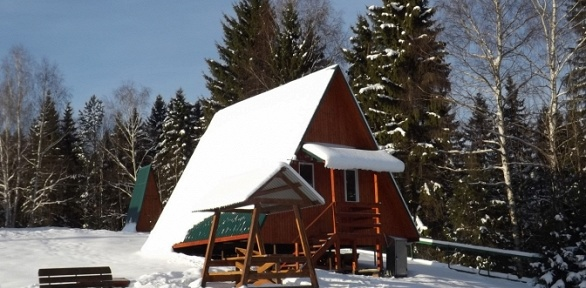 Отдых набазе «Снегиревская усадьба»