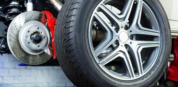 Шиномонтаж колес радиусом отR13 доR16 от«Автомойки наГоголя»