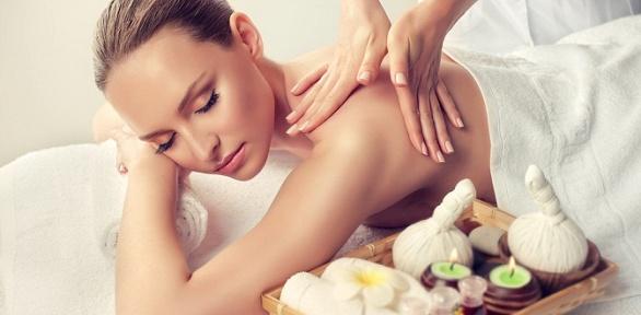 Сеансы массажа, SPA-программа всалоне «Оазис»