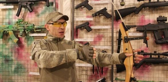 Стрельба излука, арбалета, метание холодного оружия в клубе B.U.L.A.T.