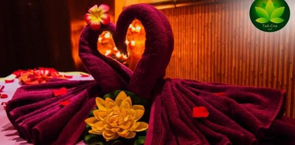 Тайское SPA-свидание вцентре премиум-класса «Тай-спа клаб»