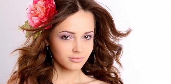 Стрижка, окрашивание, выпрямление, лечение волос всалоне «Царевна»