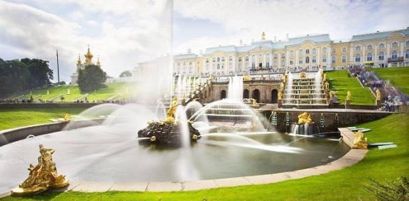 Тур вСанкт-Петербург оттуроператора «Бигтранстур»