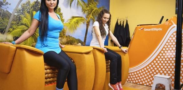 Программа «Стройная лето» или Smart-тренировки вклубе «Тонус-клуб»
