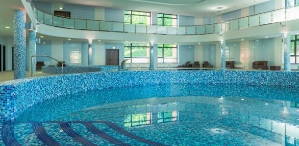 Отдых спитанием иоздоровительными процедурами вSPA-отеле «Ватутинки»