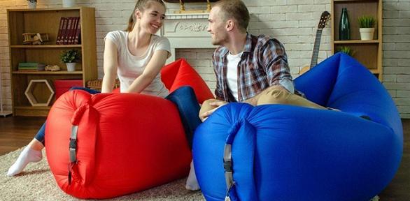 Надувной диван Lamzak Premium
