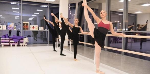 Балет для взрослых, детей в сети федеральных школ балета Lil Ballerine