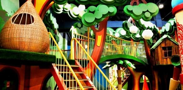 Билет впознавательно-развлекательный парк для детей «Волшебная миля»